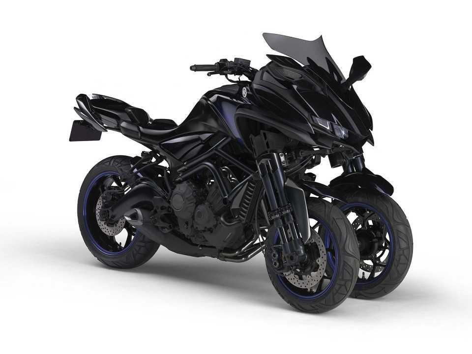 Yamaha MWT-9 2016