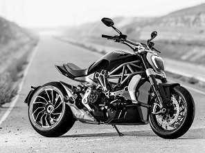 Ducati XDiavel abusa da esportividade com 158 cavalos