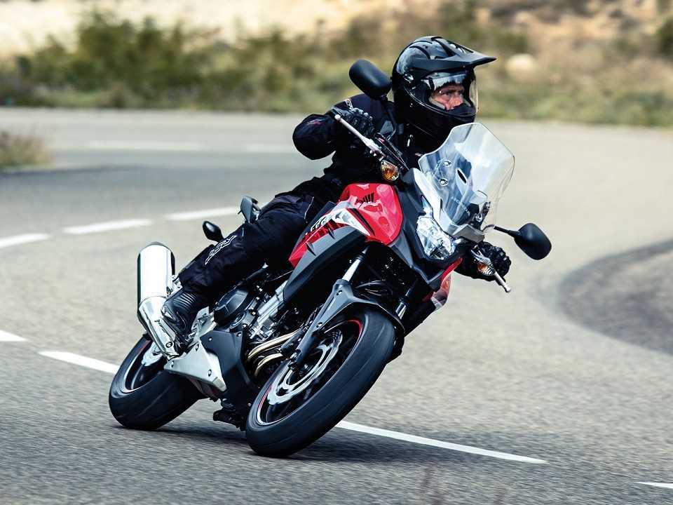Honda CB 500X 2016