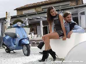 Vespa lança modelos especiais para celebrar seus 70 anos