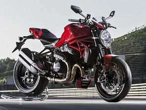Ducati Monster 1200 R é a naked mais potente da marca