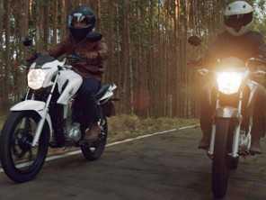 Frota de motos cresce 402,2% em 15 anos