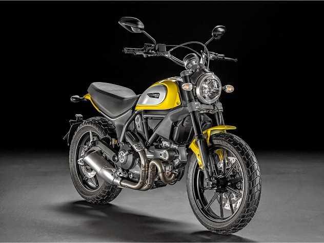 Ducati lançará novas Scrambler 1100 ainda em janeiro