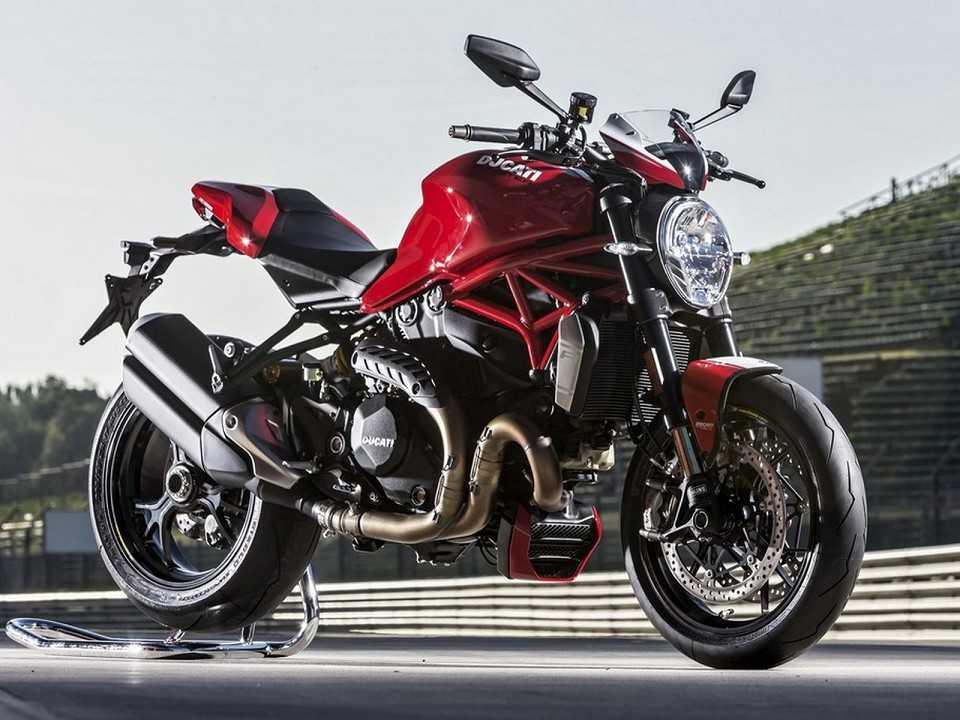 Ducati Monster 1200 2015