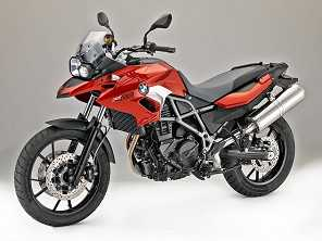 In�dita BMW F 700 GS estar� no Sal�o do Autom�vel