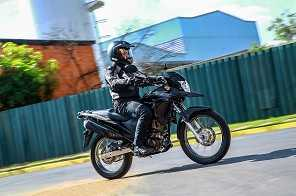Teste: Honda XRE 190