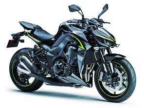 Kawasaki revela edição 'R' da Z1000