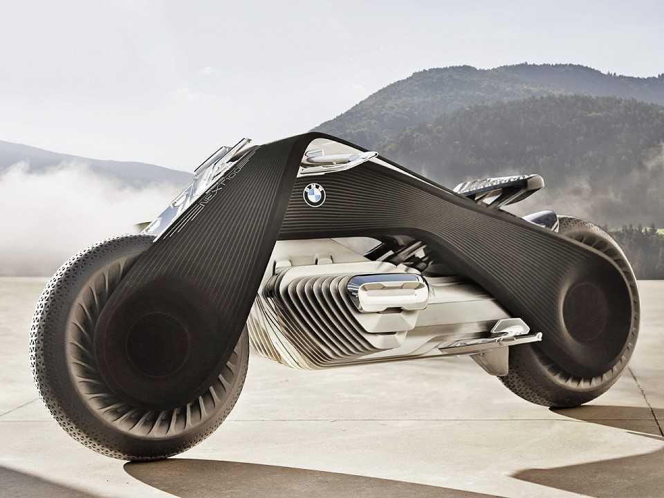 BMW Motorrad Next Vision 100