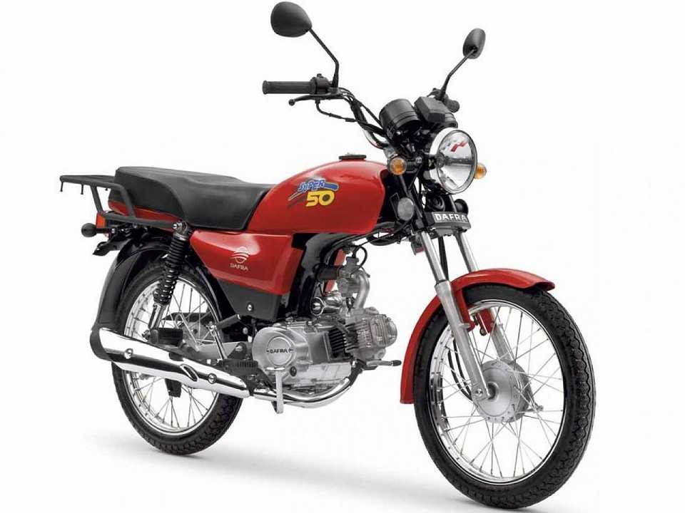Dafra Super 50 2015