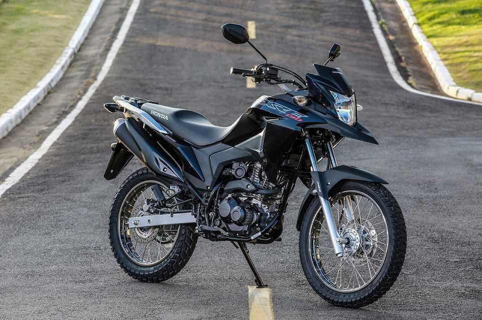 Honda XRE 190 2016
