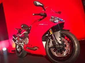 Ducati traz a nova 959 Panigale ao Salão de SP