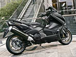 Yamaha mostrará nova TMax no EICMA