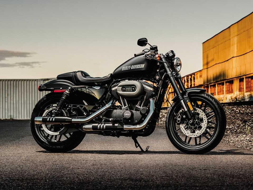 Harley-Davidson Roadster 2017