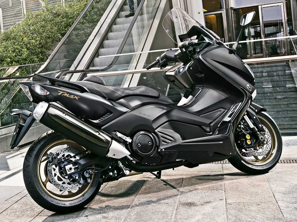 Yamaha TMax 2016
