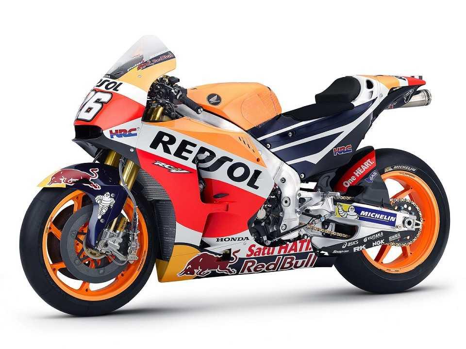 Nova Honda RC 213V para o MotoGP 2016