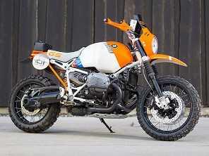 BMW mostra conceito inspirado no Paris-Dakar