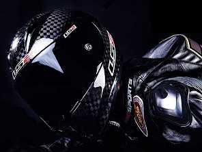 Motociclista bom é motociclista equipado