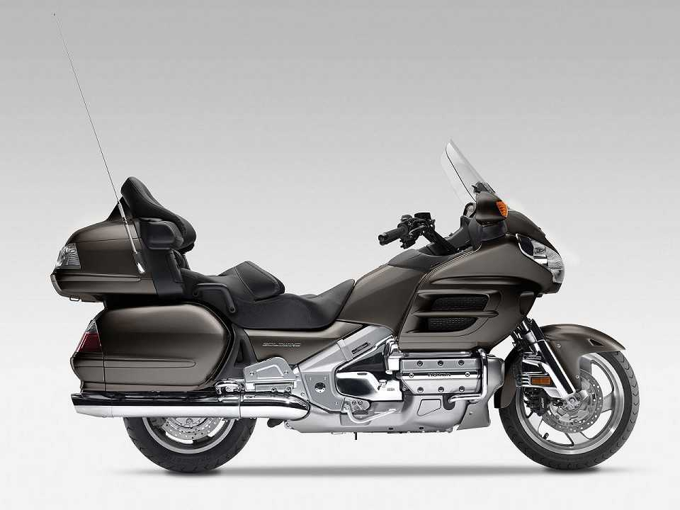 Honda GL 1800 Gold Wing 2010