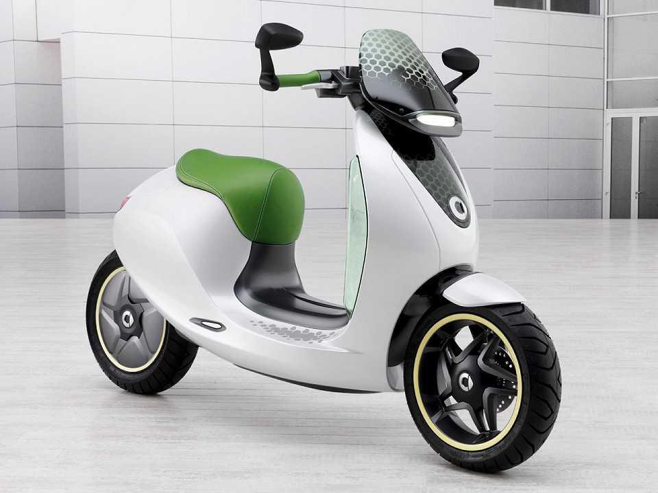 eScooter, da Smart