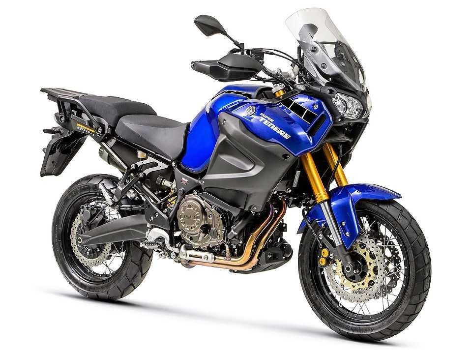 Yamaha Super Ténéré 1200 2015