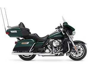 Harley convoca recall para linha Touring
