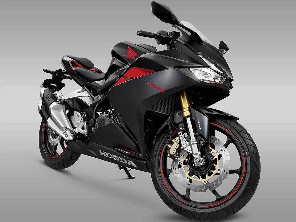 Honda CBR250RR revelada na Indonésia
