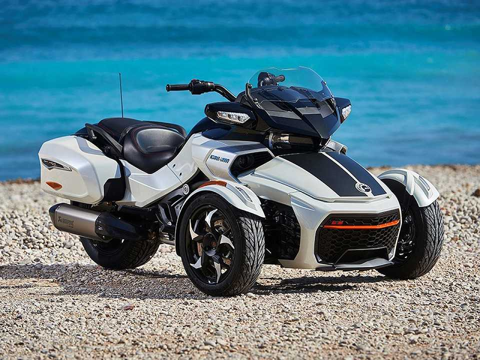 Can-Am Spyder 2017