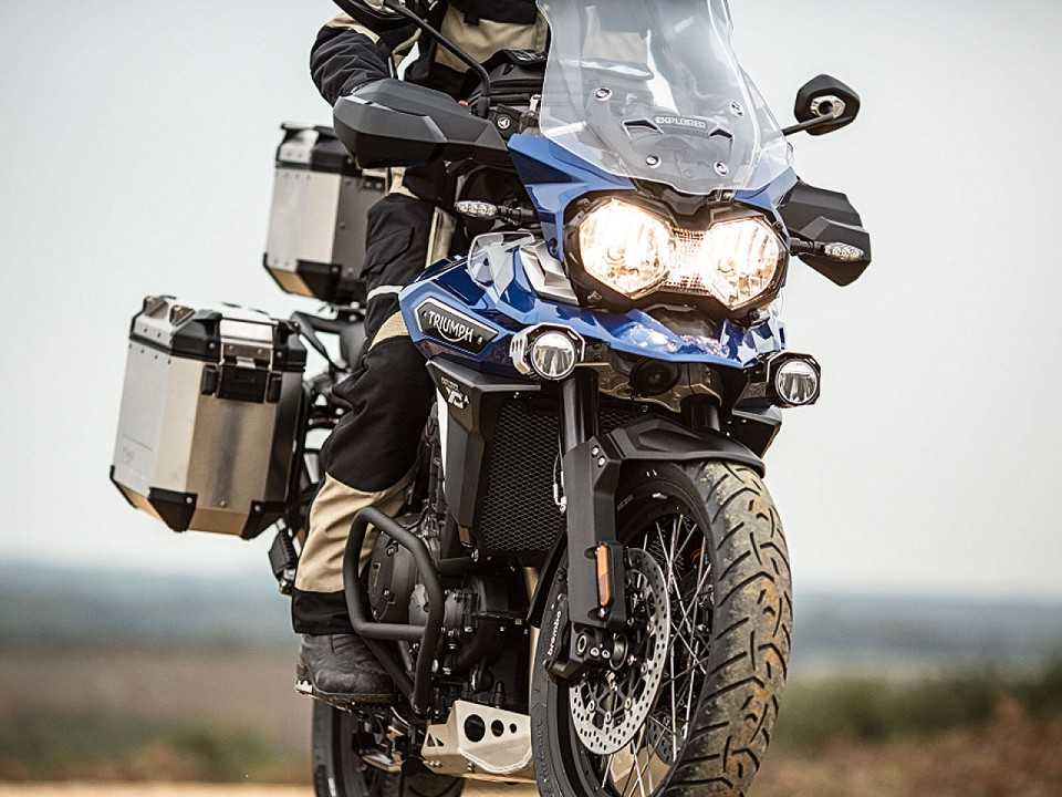 Triumph Tiger Explorer 2016