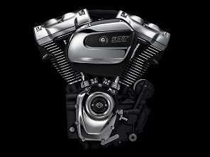 Harley-Davidson apresenta novo motor