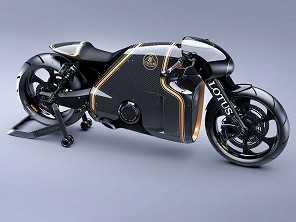 A moto de R$ 1,2 milh�o