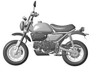 Honda Monkey, a menor moto do mundo, pode ganhar nova gera��o