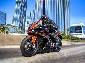 Honda completa sua gama de 500 cm³ no Brasil