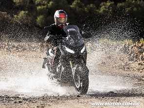 Honda X-ADV chega por R$ 52.500