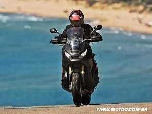 Honda X-ADV deve ter outras versões até o final do ano