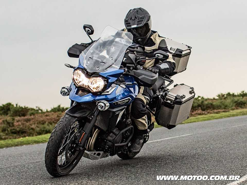 Triumph Tiger Explorer 2017
