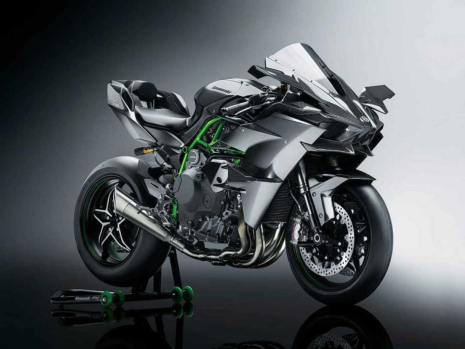 Kawasaki Ninja H2R 2018