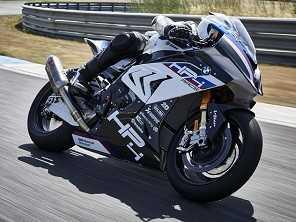 BMW mostrará a HP4 Race no Salão Duas Rodas