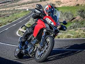 Ducati lança a Multistrada 950 no Brasil