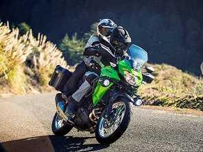 Kawasaki Versys-X 300 chega ao Brasil