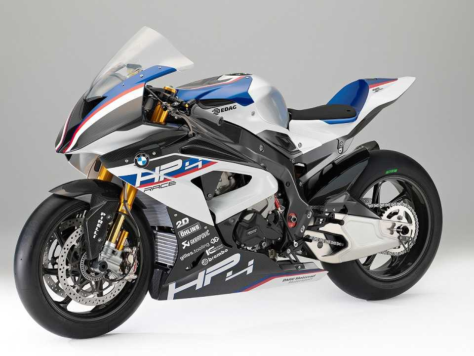 BMW HP4 Race 2018