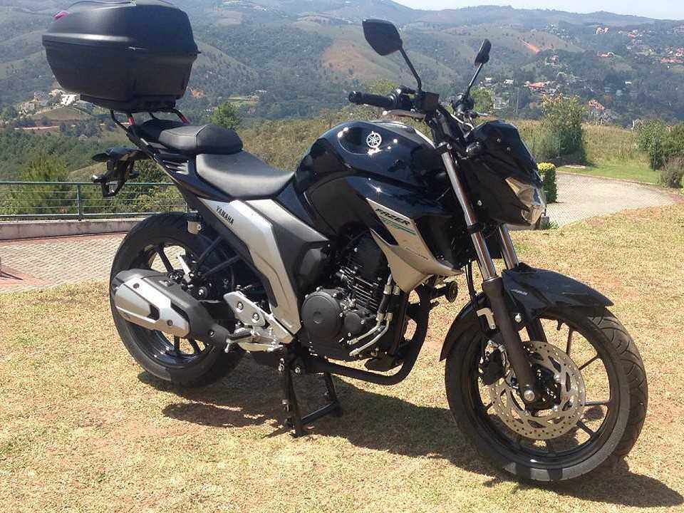 Yamaha renova a fazer 250 para encarar a concorr ncia motoo for Yamaha fazer 250