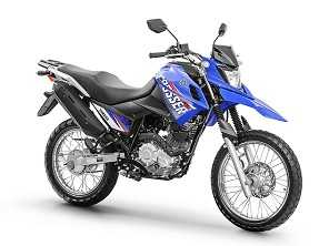 Yamaha Crosser 150 Z chega por R$ 11.490
