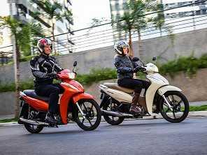 Honda Biz 110i 2018 estreia por R$ 7.590
