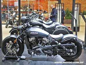 Indian Motorcyle desiste de vender motos no Brasil
