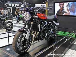 Kawasaki Ninja 400 e Z900 RS chegam em 2018
