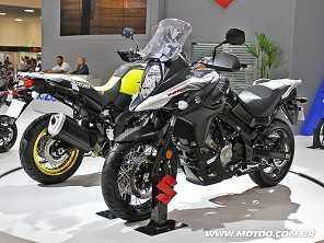 Suzuki revela lista de motos para 2018