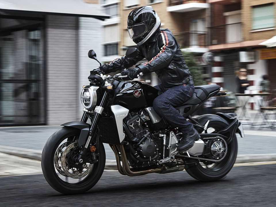 Honda CB 1000R 2018