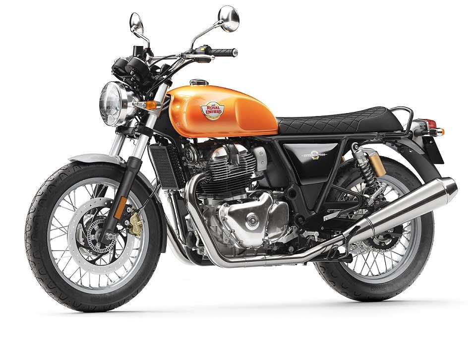 Royal Enfield Interceptor INT 650 2017