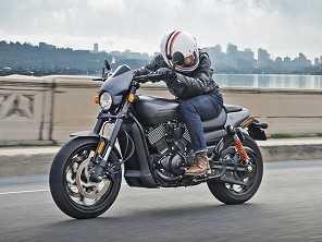 Harley-Davidson revela a inédita Street Rod