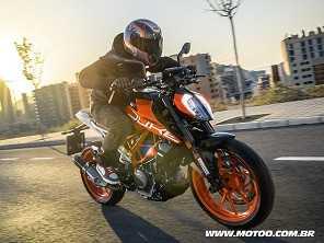 KTM 390 Duke 2017 chegará ao Brasil até final do ano